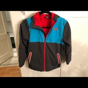 Youth The North Face windbreaker Jacket